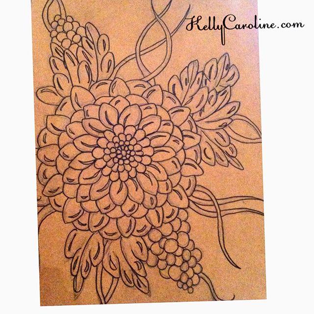 New life. <3 . . #tattoodesign #henna #hennas #ypsi #ypsilanti #detroit #michigan #michiganartist #kellycaroline #mehndi #mehndidesign #tattoo #tattoos #tattoodesigns #drawing #mandala #flower #flowers #ink #yoga #yogi #sketch_daily #artstagram #instartlovers #art_spotlight #justartspiration #arts_help #art_worldly #blxckmandalas