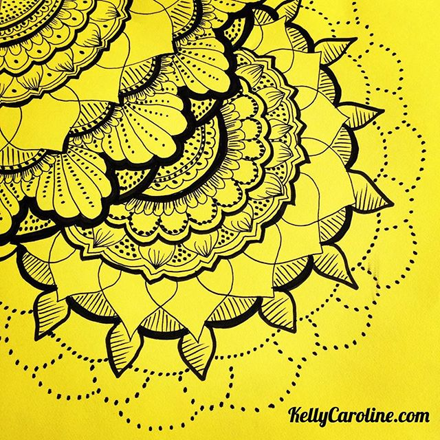 First drawing in a while- been focused on my family and taken a step back from boss lady here at Kelly Caroline, but stay tuned for some new things coming your way! #tattoodesign #henna #hennas #ypsi #ypsilanti #detroit #michigan #michiganartist #kellycaroline #mehndi #mehndidesign #tattoo #tattoos #tattoodesigns #drawing #mandala #flower #flowers #ink #yoga #yogi #sketch_daily #artstagram #instartlovers #art_spotlight #justartspiration #arts_help #art_worldly #blxckmandalas