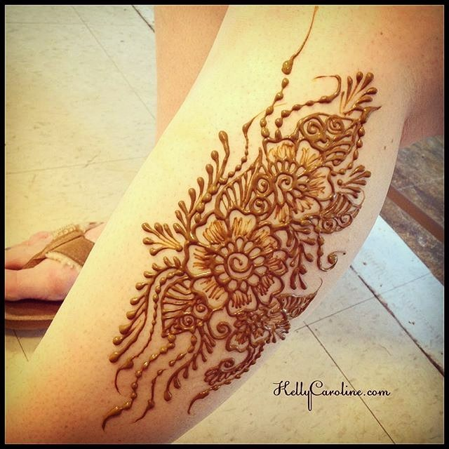 Spring is coming… Want to book a henna party? email kelly@kellycaroline.com