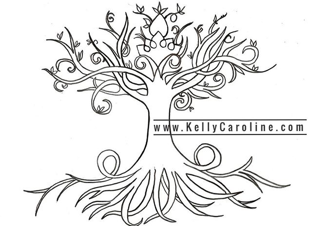 My newest tattoo commission design. A beautiful tree tattoo with a V to celebrate her commitment to living vegan . . . . #henna #hennas #ypsi #ypsilanti #detroit #michigan #michiganartist #kellycaroline #mehndi #mehndidesign #tattoo #tattoos #tattoodesigns #tree #treetattoo #drawing #mandala #zentangle #yoga #yogi #sketch_daily #artstagram #instartlovers #art_spotlight #justartspiration #arts_help #art_worldly #vegan #zentangle