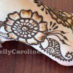 simple henna, foot tattoo, henna tattoo