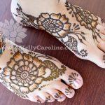 henna tattoo, henna tattoo on feet