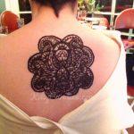 octopus henna tattoo