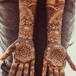 michigan henna artist, south indian wedding henna, mehndi